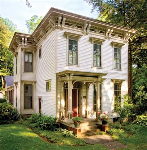 Italianate Style House | italianate architecture pinterest