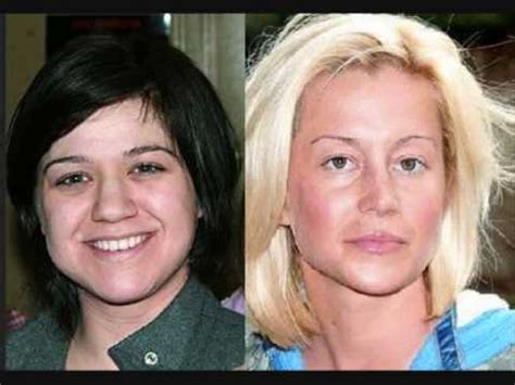 kelly clarkson without makeup taste of country which kel is prettier without makeup kelly clarkson or
