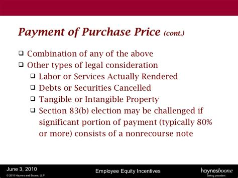 section 83 b election employee equity incentives