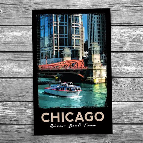 wendella signature boat tour chicago wendella boat tours postcard christopher arndt
