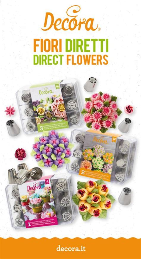 Flowers Direct by Direct Flowers Nozzles Box Set