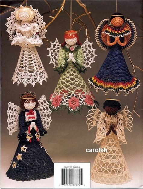 christmas ornaments crafts mexican angel crafts ideas