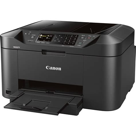 Canon Printer Maxify New Mb canon maxify mb2120 wireless home office all in one 0959c002 b h