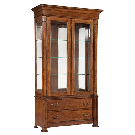 buy european legacy china cabinet by hekman from www