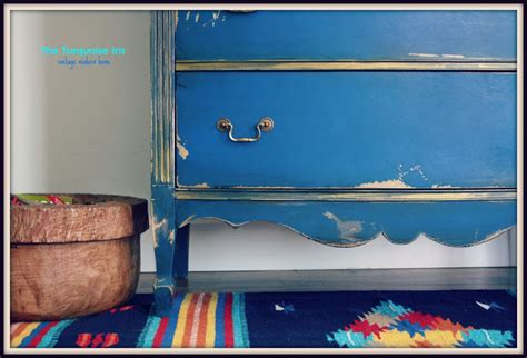the turquoise iris furniture art color inspiration the turquoise iris furniture art vintage dresser in