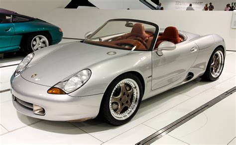 porsche prototype concept car of the week porsche boxster 1993 car