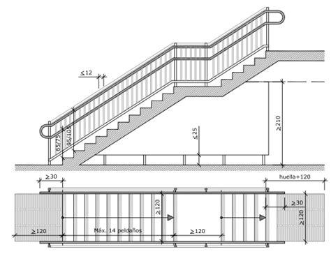 barandilla ra minusvalidos normativa arquitectura y dise 241 o accesible p 225 gina 3
