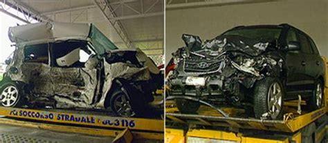 auto san in fiore san in fiore 5 morti e 4 feriti una strage