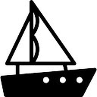 boat front icon boat from front view icons free download