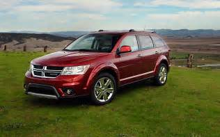 2012 dodge journey left front photo 4