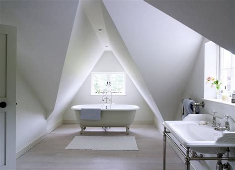 Slanted Ceiling Bathroom by Slanted Ceilings For A Unique Touch In Your Home S