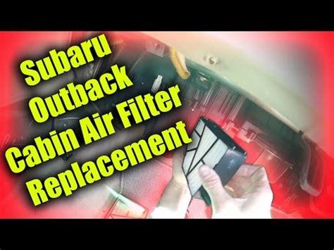 subaru outback cabin air filter replacement 2015 subaru legacy cabin air filter replacement funnydog tv