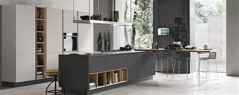 Cucina E Grigia Moderna by 20 Modelli Di Cucine Bianche E Grigie Moderne Mondodesign It