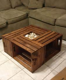 Homemade Coffee Table by 15 Reclaimed Diy Coffee Tables Diy And Crafts