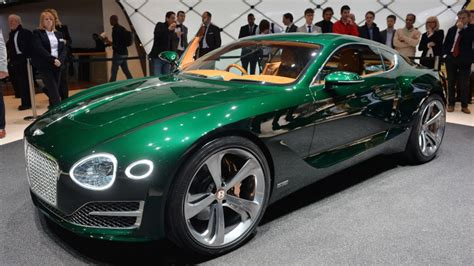 bentley racing green bentley exp 10 speed 6 concept is a racing green