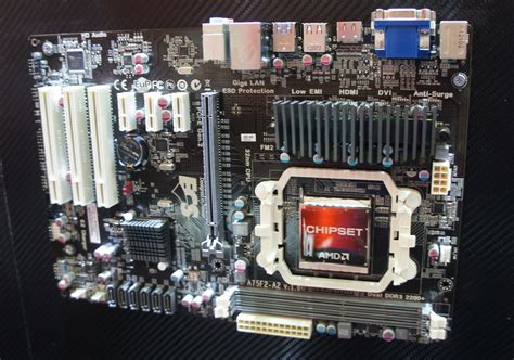 Ecs A75f2 A2 Deluxe Fm2 A75 Ddr3 black series fm2 board and more from ecs a gallery of