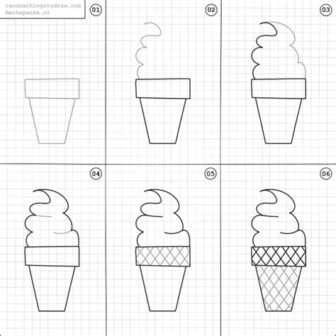 Cool Things To Draw Advanced by How To Draw An How To Draw Food