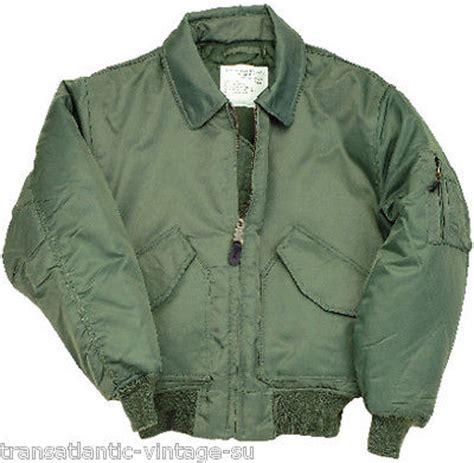 Bomber Assault Green cwu ma2 flight jacket mens bomber us pilot airforce aviation wear us green ebay