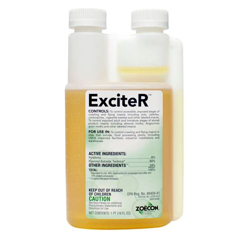 insecticide for bed bugs exciter insecticide pyrethrins 6 kills bed bugs fleas