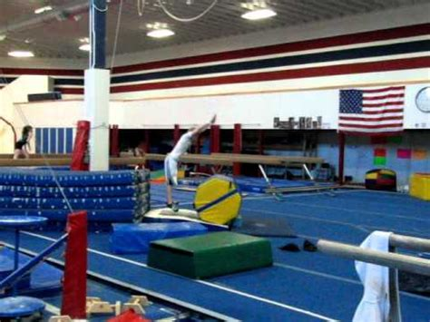 yurchenko layout drills gymnastics coaching playlist