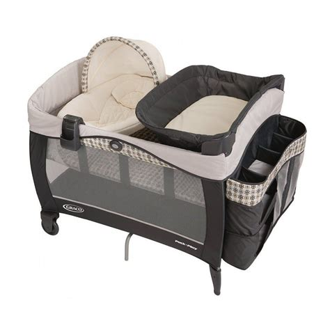 Transition From Bassinet To Crib by Graco Pack N Play Baby Playard Baby Play Yard Napper