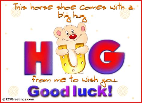 gud luck good luck quotes cute quotesgram