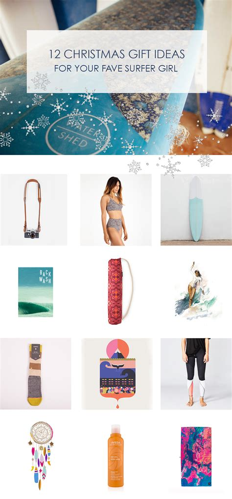 12 christmas gift ideas for your fave surfer girl surf