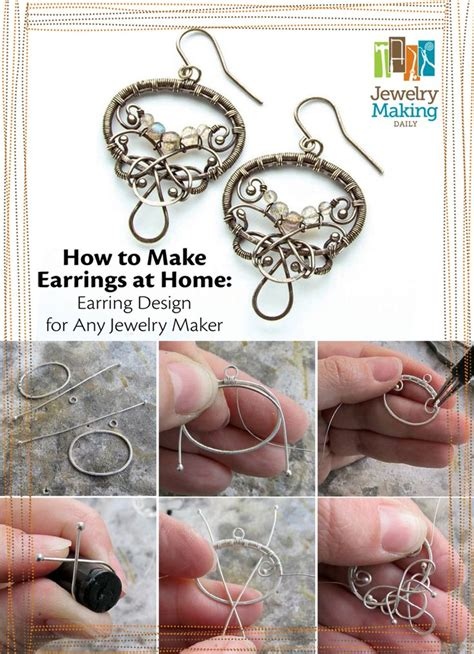 Best 20 Make Earrings Ideas On How To Make