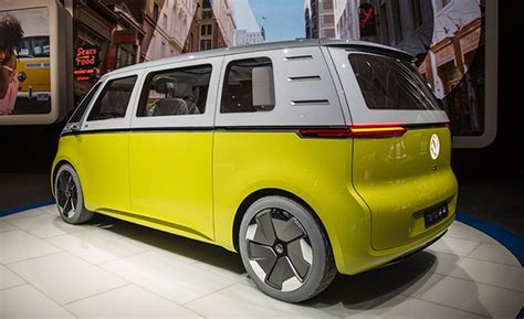 volkswagen buzz price volkswagen i d buzz ev concept photos and info
