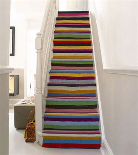 Rug On Stairs by 10 Carpet Stairs Design Ideas The Grey Home