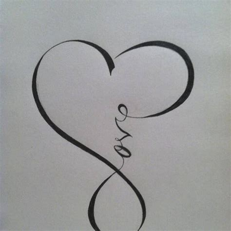 infinite love tattoo designs 16 designs