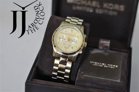 M Hael Kors New York Gold new michael kors limited edition gold runway new