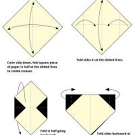 Origami Bookmark Panda - panda origami