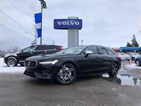 V90 Volvo 2019 by New 2019 Volvo V90 T6 Awd R Design N23928 78837 2