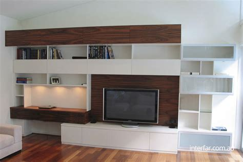multifunctional wall unit home office and ent living