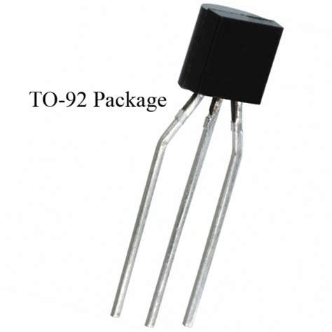transistor bc547 to 92 bc547 45v 0 1a npn transistors to 92