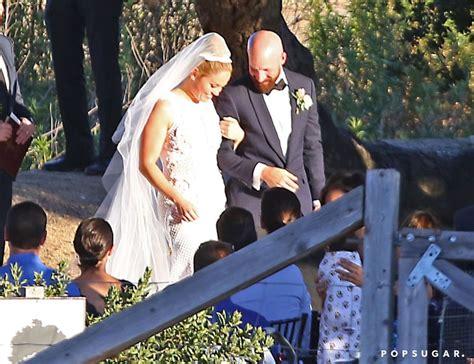 erika christensen wedding dress erika christensen wedding pictures popsugar celebrity