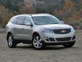 The Chevrolet Traverse 2014 Chevrolet Traverse Overview Cargurus