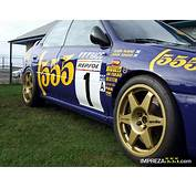 Pictures Of The Impreza 555 Group A