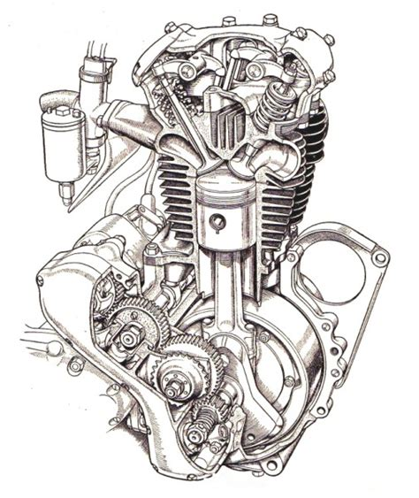 engine cross section honda 750 engine diagram get free image about wiring diagram