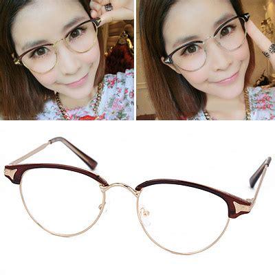 Kacamata Fashion Korea C03452 Brown Harga Rp 69000 kacamata fashion hensgrosir grosir aksesoris termurah ready stock import model korea