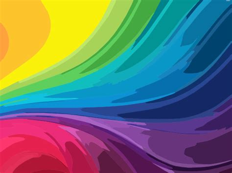 background clipart abstract rainbow background clip at clker vector