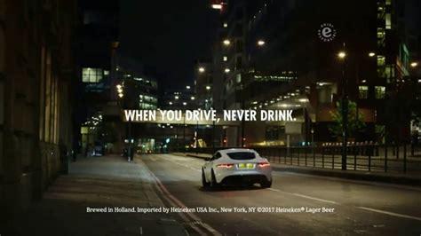 heineken tv commercial   drive  drink