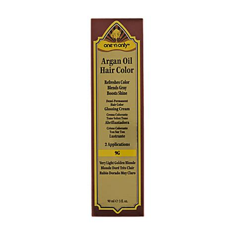 one n only argan oil hair color demi permanent glossing cream one n only argan oil hair color demi permanent glossing cream
