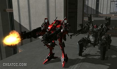 armored core  answer review  playstation