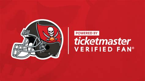 ticketmaster verified fan code ta bay buccaneers verifiedfan presale faq
