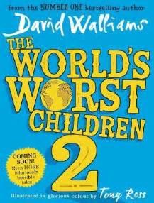 the world's worst children 2 | david walliams book | pre