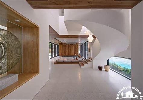 طراحی معماری داخلی ویلا شیک و مدرن