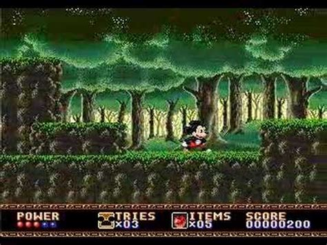 castle of illusion genesis castle of illusion starring mickey mouse sega genesis