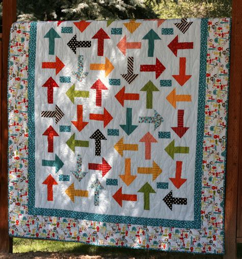 Trend Alert Quilting by Trend Alert Arrows In Home Decor Home Stories A To Z